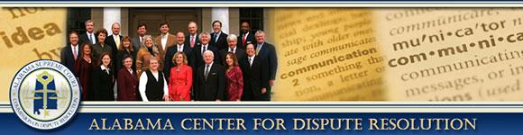 Alabama Center for Dispute Resolution